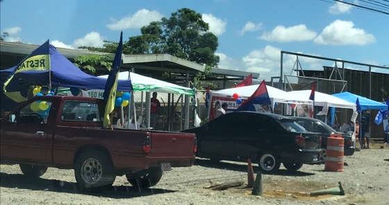 election day in cost rica