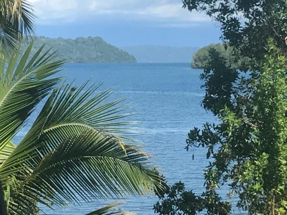 Golfo Dolce of Osa Peninsula in Costa Rica