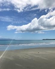 beach on golfo docle